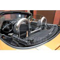 Komplet Mazda MX5 windschott plexi + pałąki